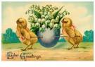 Anonymus  -  Easter greetings - Postkaart -  1C2180-1