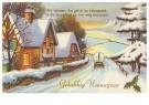 Anonymus  -  Gelukkig nieuwjaar - Postkaart -  1C2196-1