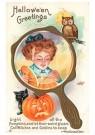 Anonymus  -  Halloween greetings - Postkaart -  1C2219-1