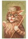 Anonymus  -  Fondest wishes - Postkaart -  1C2221-1