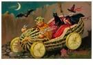 A.N.B.  -  Halloweentafereel - Postkaart -  1C2267-1