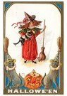 Anonymus  -  Halloween - Postkaart -  1C2276-1