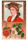 Anonymus  -  A bright new year - Postkaart -  1C2361-1
