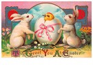A.N.B.  -  To greet you at easter - Postkaart -  1C2444-1