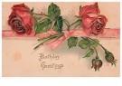 A.N.B.  -  Birthday greetings - Postkaart -  1C2469-1