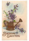A.N.B.  -  Birthday greeting - Postkaart -  1C2470-1