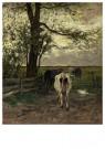 Anton Mauve (1838-1888)  -  De melkbocht - Postkaart -  2C0185-1