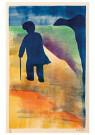 Hendrik Nic.Werkman (1882-1945 -  De weg terug, 1942 - Postkaart -  2C0756-1