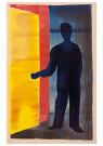Hendrik Nic.Werkman (1882-1945 -  Het feest der vergeving, 1943 - Postkaart -  2C0762-1