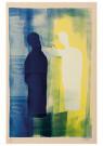 Hendrik Nic.Werkman (1882-1945 -  De engel van den laatste troost, 1943 - Postkaart -  2C0769-1