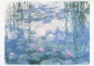 Claude Monet (1840-1926)  -  Nympheas - Postkaart -  A0404-1