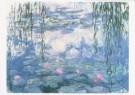 Claude Monet (1840-1926) - Monet/A.U./ Nympheas - Postkaart - A0404-1