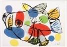 Karel Appel (1921-2006)  -  Het Zonnedier - Postkaart -  A0994-1