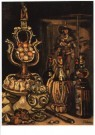 J. Gutierrez-Solana (1886-1945 -  Stilleven - Postkaart -  A10001-1