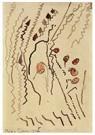 Theo van Doesburg (1883-1931)  -  Straatmuziek I, 1915 - Postkaart -  A100053-1