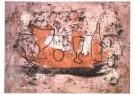 Francisco Bores (1898-1972)  -  Stilleven op de muur - Postkaart -  A10017-1