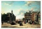 Elias P. v. Bommel (1819-1890) -  Beursgebouw Rotterdam - Postkaart -  A10048-1