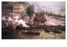 V.Gilsoul (1884-1961)  -  Gezicht op leuvenha - Postkaart -  A10050-1