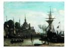 Johan B. Jongkind (1819-1891)  -  Haven Rotterdam - Postkaart -  A10054-1