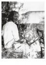 Charlotte Salomon (1917-1943)  -  Portrait C.Salomon - Postkaart -  A10107-1