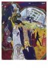 Charlotte Salomon (1917-1943)  -  Leben? oder Theater? / 1940-1942 / Bruiloft van Ch - Postkaart -  A10110-1