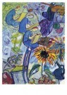 Charlotte Salomon (1917-1943)  -  Leben? oder Theater? / 1940-1942 / Charlotte als s - Postkaart -  A10112-1