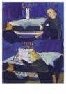 Charlotte Salomon (1917-1943)  -  Paulinka Bimbam - Postkaart -  A10113-1