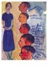 Charlotte Salomon (1917-1943)  -  Amadeus - Postkaart -  A10116-1