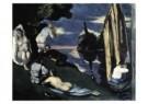 Paul Cezanne (1839-1906)  -  Pastorale, 1870 - Postkaart -  A10152-1