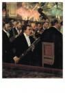 Edgar Degas (1834-1917)  -  Het orkest van de Opera - L'orchestre de l'Opera, - Postkaart -  A10159-1