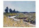 Leo Gestel (1881-1941)  -  Landschap, 1911 - Postkaart -  A10179-1