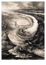 Bernard Essers (1893-1945)  -  Golf,Meeuwen,Strandju - Postkaart -  A10181-1