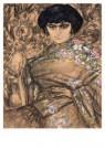 Leo Gestel (1881-1941)  -  Dame Fatal - Postkaart -  A10187-1