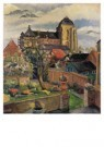 Claire Bonebakker (1904-1979)  -  Grote Kerk van Veere - Postkaart -  A10196-1