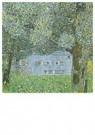 Gustav Klimt (1862-1918)  -  Oberösterreichisches Bauernhaus, 1911 - Postkaart -  A101999-1