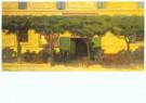 Gijs Bosch Reitz (1860-1938)  -  Cafe, 1915 - Postkaart -  A10206-1