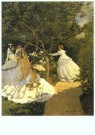 Claude Monet (1840-1926)  -  Femmes au jardin, 1866-67 - Postkaart -  A10226-1