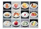 Paul Giovanopoulos (1939)  -  Flavor Plate, 1995 (detail) - Postkaart -  A10228-1