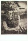 Jo Bezaan (1894-1952)  -  Schaapherder - Postkaart -  A10252-1