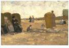 Floris Arntzenius (1864-1925)  -  Strandgezicht - Postkaart -  A10263-1