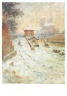 Claude-Emille Schuffenecker  -  Notre Dame - Postkaart -  A10294-1