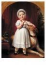 Jan Adam Kruseman (1804-1862)  -  Olga Emma Alexandra Eleonora von Gotsch (1848-1924 - Postkaart -  A10331-1