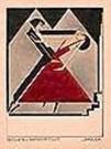 J.H. Molier (1904-1998)  -  Tango - Postkaart -  A10356-1