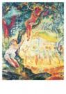 Henri E. Cross (1856-1901)  -  De tra - Postkaart -  A10362-1