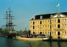 """-  VOC schip """"Amsterdam"""" - Postkaart -  A10382-1"""