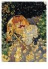 Otto van Rees (1888-1959)  -  Het wiegje - Postkaart -  A10386-1