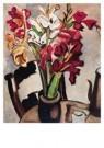 Otto van Rees (1888-1959)  -  Gladiolen - Postkaart -  A10388-1