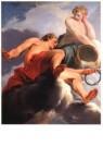 Jacob de Wit (1696-1754)  -  Januari - Postkaart -  A10408-1