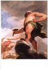 Jacob de Wit (1696-1754)  -  Oktober  plafondschi - Postkaart -  A10415-1
