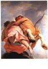 Jacob de Wit (1696-1754)  -  November plafondschi - Postkaart -  A10416-1